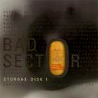 BAD SECTOR. STORAGE DISK 1