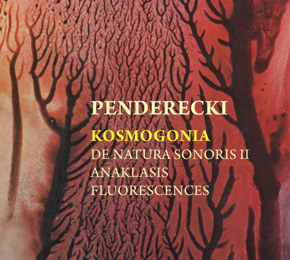 Krzysztof Penderecki - Kosmogonia