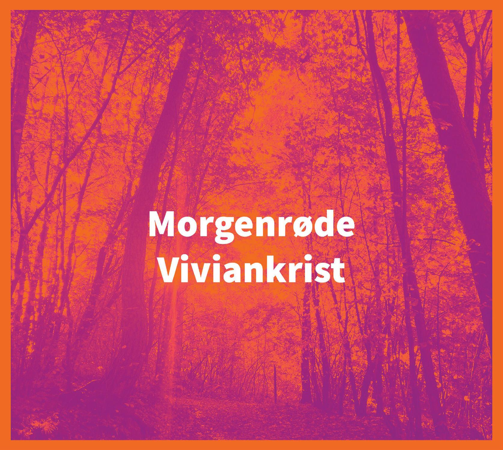 Viviankrist - Morgenrode