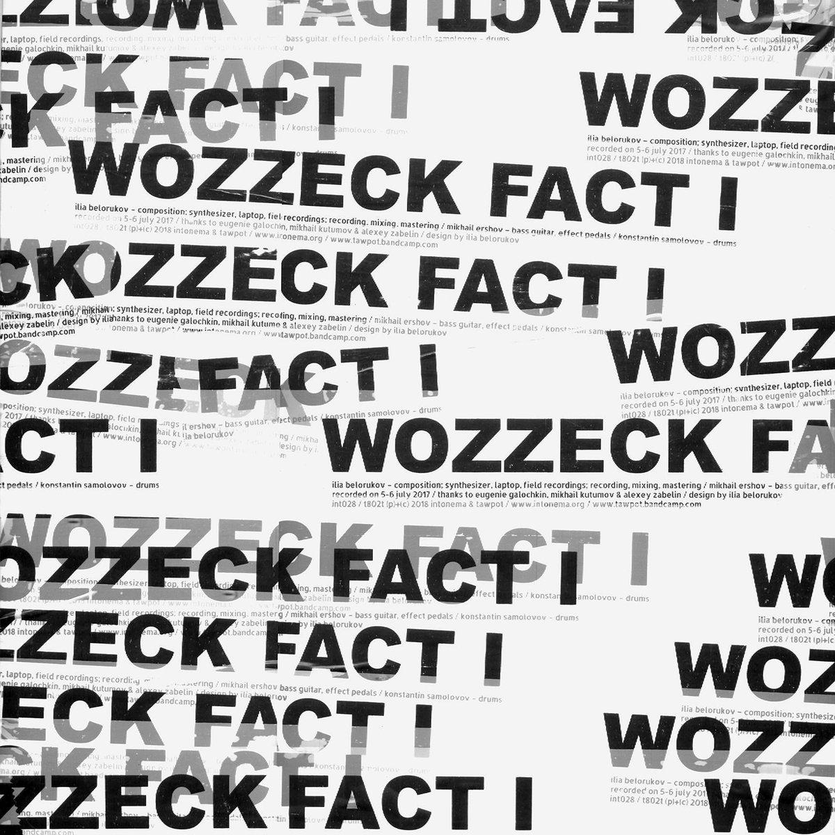 Wozzeck - Fact I