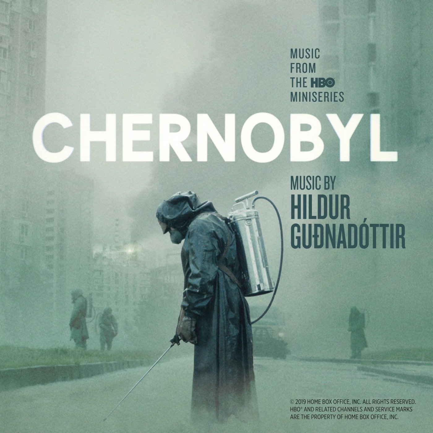 Hildur Gudnadottir - Chernobyl (Music From The HBO Miniseries)